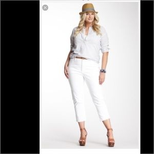 NYDJ Denim - Not your Daughter Jeans ankle white size 16W