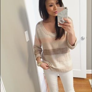 Neutral Colors Sweater