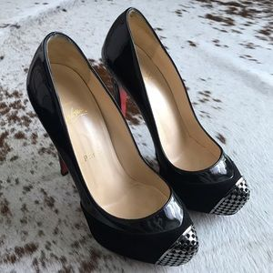 Christian Louboutin Shoes - Christian Louboutin Maggie black pumps 38