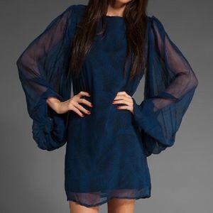 Winter Kate Dresses & Skirts - Winter Late Navy Dress