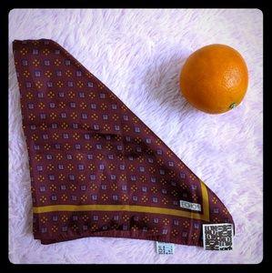 Echo Accessories - NWT Vintage Echo Handkerchief Scarf