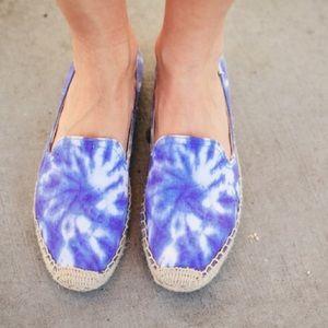 Soludos Shoes - Soludos Tie-Dye Espadrilles Ashton Kutcher