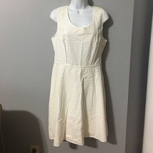 M.STUDIO Dresses & Skirts - Eyelet dress
