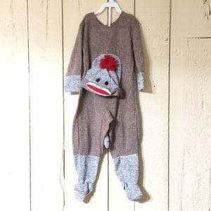 Cracker Barrel Other - BNWT Sock Monkey Suit