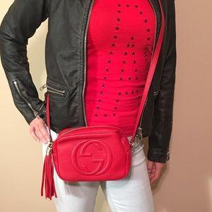 Gucci Handbags - 💯% Authentic Gucci Small Soho Disco Bag