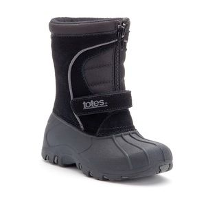 Totes Other - Black Toddler Boots