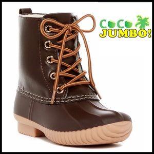 CoCo Jumbo Other - ❗️1-HOUR SALE❗️Boots Duck Waterproof Boot