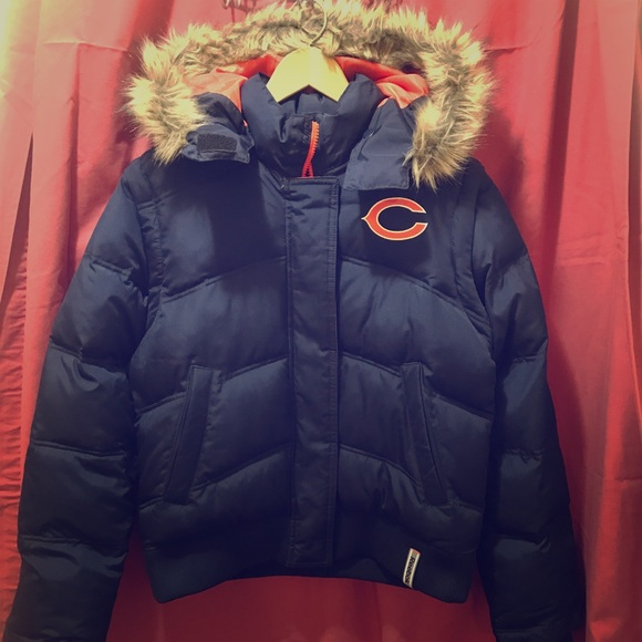 the best attitude 27dfd 9b430 Chicago Bears Coat (Winter is coming!) NWT