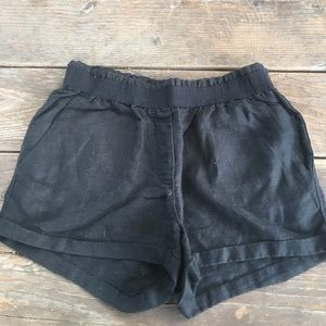 Wilfred Pants - Wilfred linen black shorts