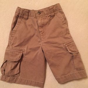 Lands End cargo shorts size 5