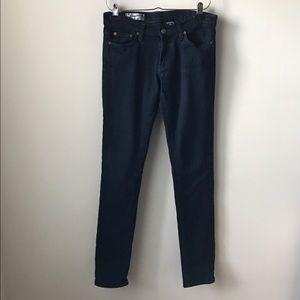 Red Engine  Denim - Red Engine dark wash skinny jeans