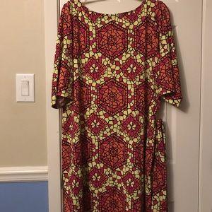 Leota Dresses & Skirts - Mini tie waist v-back dress