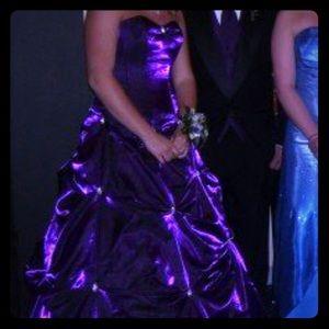 maggie soterro Dresses & Skirts - PROM: Maggie Sottero Flirt Violet Dress