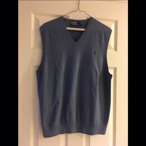 Polo by Ralph Lauren Other - Mens Polo Vest, XL