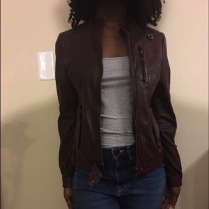 ONLY Jackets & Blazers - ONLY women's leather jacket