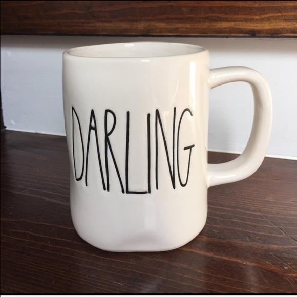 ba1d5cd5fbcca rae dunn Other - ❤️Rae Dunn darling mug❤️