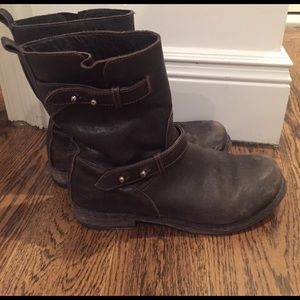 Rag and Bone Motorcycle boots