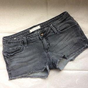 Bullhead Pants - Bullhead Dark Wash Shorts