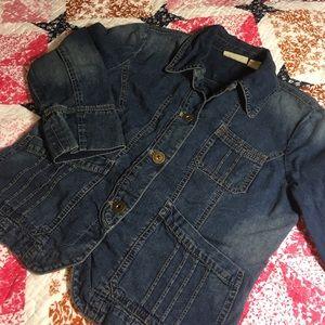 DKNY Jackets & Blazers - DKNY Blue Jean Denim Jacket x Coat