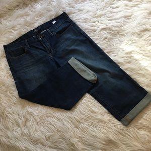 Lucky Brand Denim - Lucky Sweet Jean Crop | size 12