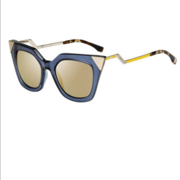 f1b7e5561ca9 Fendi Iridia Sunglasses. Boutique