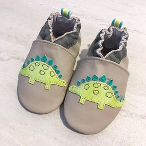 Robeez Other - Dinosaur Baby Shoes