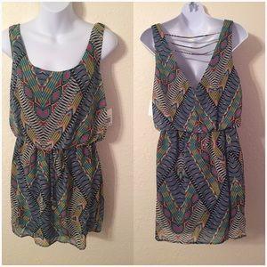City Triangles Dresses & Skirts - NWT Vibrant Fun Summer Dress