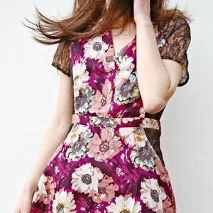 Petaluma Floral Dress