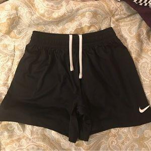 Nike dri-fit shorts, black, size S