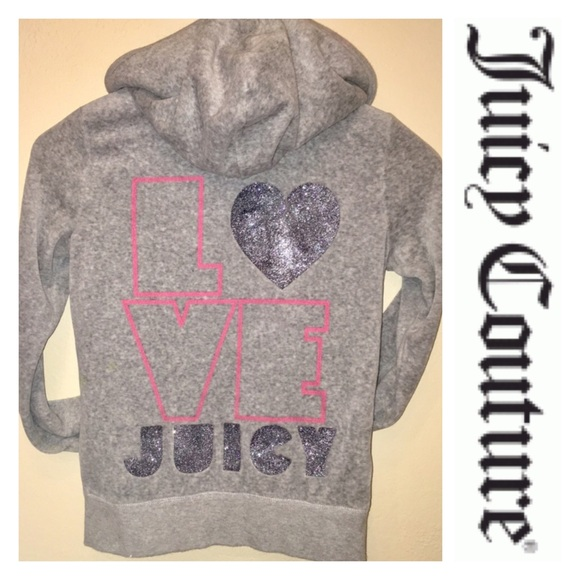 Juicy Couture Tops - Juicy Couture | hoodie