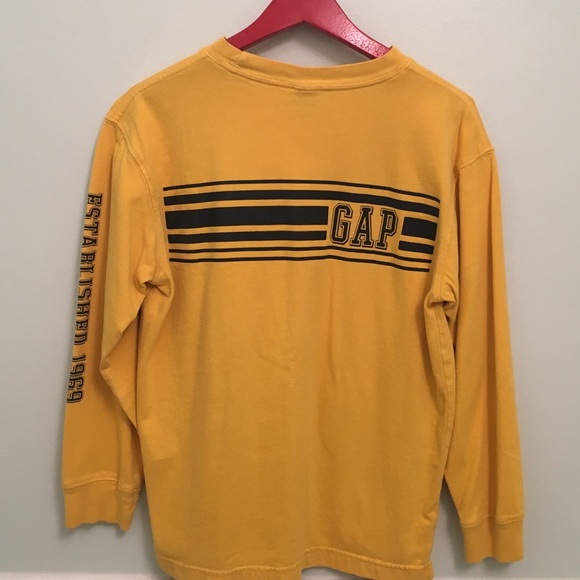 Gap ⚡️boys Long Sleeve Tee By Gap Sz Lg From Jackie S