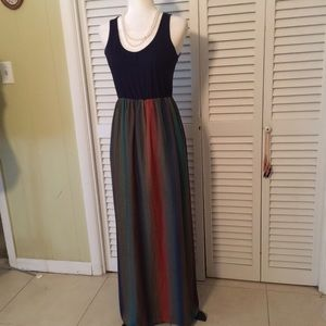 As U Wish Dresses & Skirts - As U Wish Maxi Size Medium