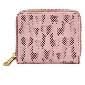 Fossil Handbags - Fossil Perforated RFID Wallet