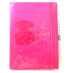 Tous Accessories - Tous Pink Journal