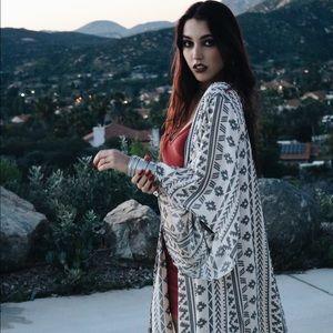 Chey Mina Brand Tops - Vinyasa Kimono