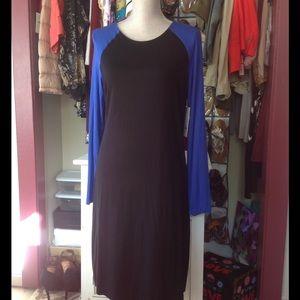 Karen Kane Dresses & Skirts - 🦋Beautiful Block Color Sleeved Dress🦋