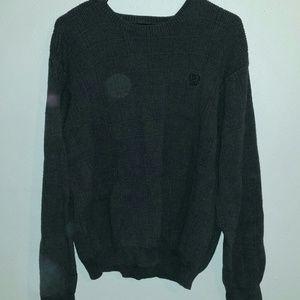Izod Other - Gray men's sweater