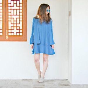 Story of My Dress Dresses - ✨ Point Sur Teal Blue Dress ✨