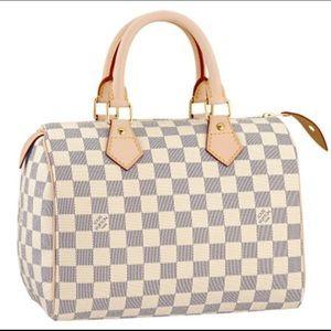 Louis Vuitton Handbags - Louis Vuitton speedy bag