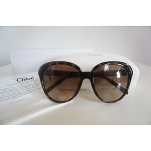New Authentic Chloe Sunglasses
