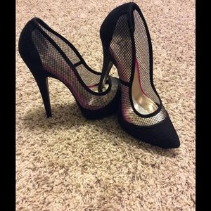 LFL Shoes - Black heels by LFL in excellent condition