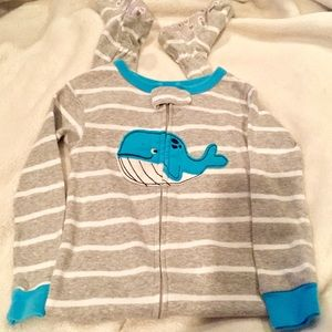 Carter's Other - (NWOT) CARTERS SNUG-FIT FOOTED PAJAMAS