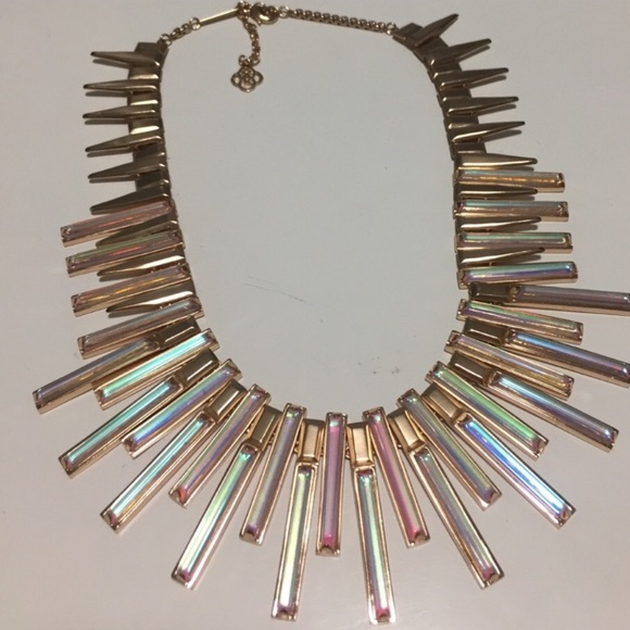 Kendra Scott Jewelry - RESERVED Kendra Scott 'Kaplan' Iridescent Necklace
