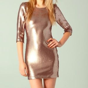 BB Dakota Derora Dress.