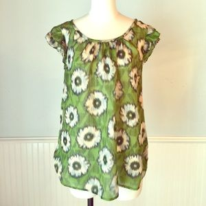 Anthropologie Blouse worn once!