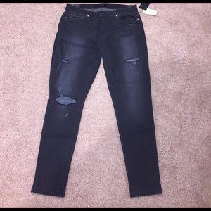 Joe's Jeans Denim - Joe's Skinny Ankle Distressed Jael Jeans
