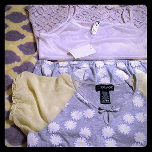 Knitworks Other - 💛 GIRLS XL 14-16 🌼 Cute Spring Shirts! NWT 🌼