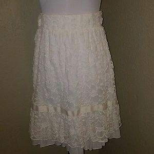 Studio Dresses & Skirts - Studio 253 Lace Skirt