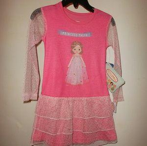 Intimo Other - Mooshka Princess Palia Nightgown Girls 3T 4T