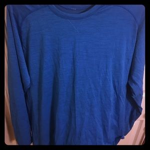 Sky blue lulu long sleeve